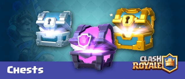 Cara Mendapatkan Gold dan Card Epic Clash Royale
