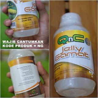 Obat Herbal Polip Rahim, Paling Ampuh Mengatasi Polip Rahim Sampai Sembuh Tanpa Operasi : QnC Jelly Gamat Solusinya