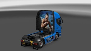 FarCry 3 skin for Iveco Hi-Way by Diego Garcia