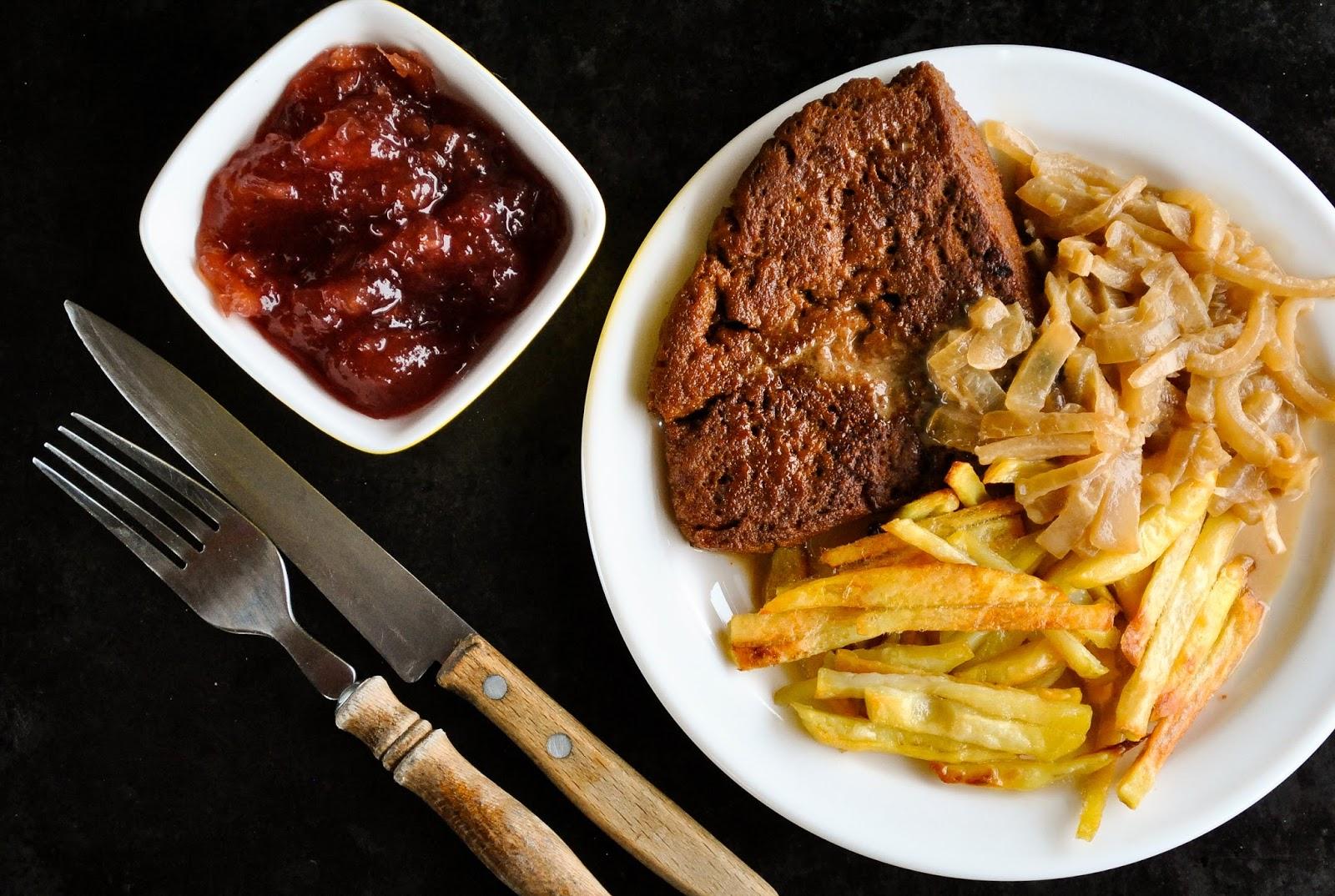 Perfect homemade seitan steaks (5 ingredients)  VeganSandra