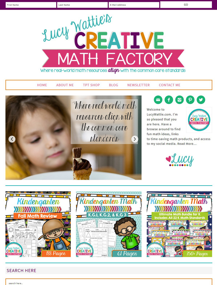 Creative Math Factory