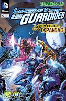 Os Novos 52! Lanterna Verde - Os Novos Guardiões #9