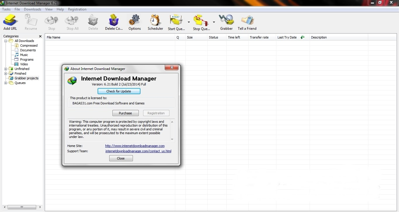 IDM Crack 6.36 Build 7