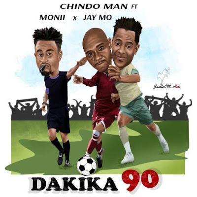 Chindoman ft Moni Centrozone & Jay Mo – Dakika 90