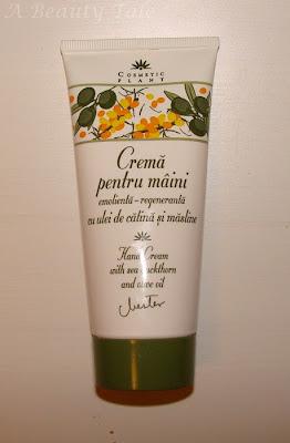 CREMA DE MAINI - Cosmetic Plant