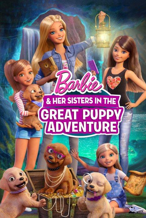 Barbie Si Surorile Ei In Marea Aventură Cu Căţeluşi Dublat In Romana
