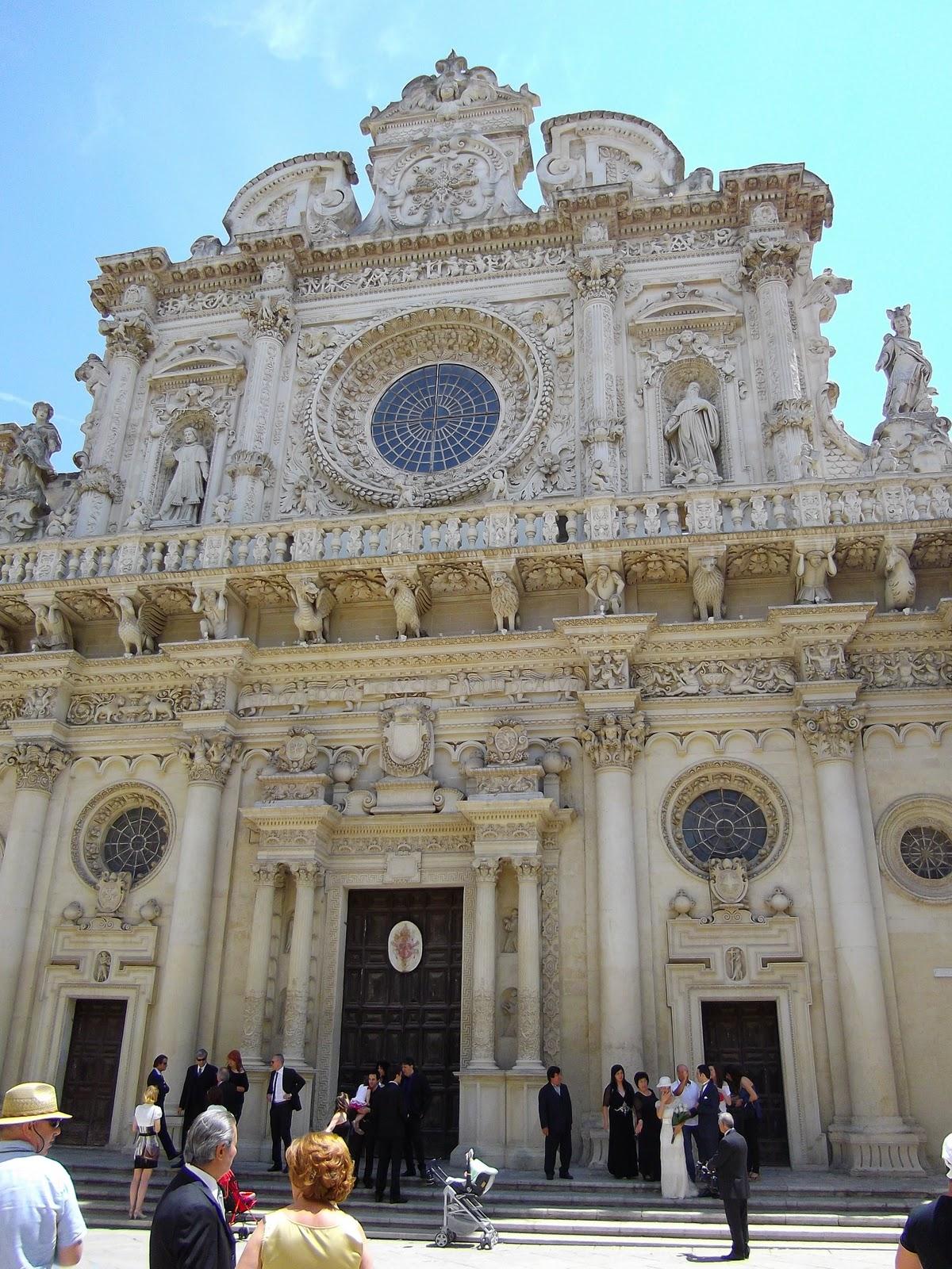 Lecce Italien