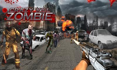 Game Dead Target Zombie MOD APK