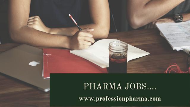 Pharma Jobs