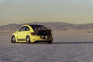 Volkswagen Beetle LSR (Land Speed Record)