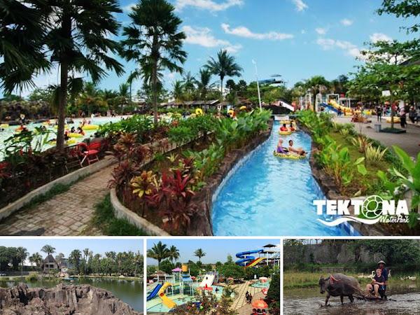 Kampung Batu Malakasari Tektona Waterpark