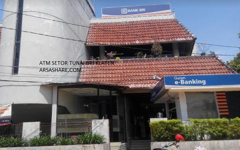 Di Sini Lokasi Terdekat Atm Setor Tunai Bank Bri Klaten Arsashare Com