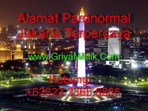 Alamat Paranormal Jakarta Terpercaya