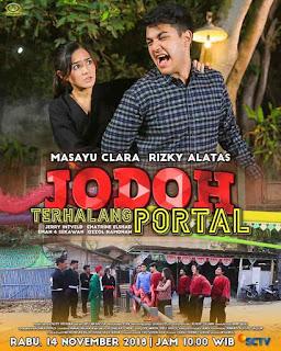 Nama asli pemeran dan Biodata Pemain FTV Jodoh Terhalang Portal