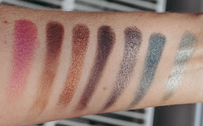 Beauty: Urban Decay Born To Run palette review