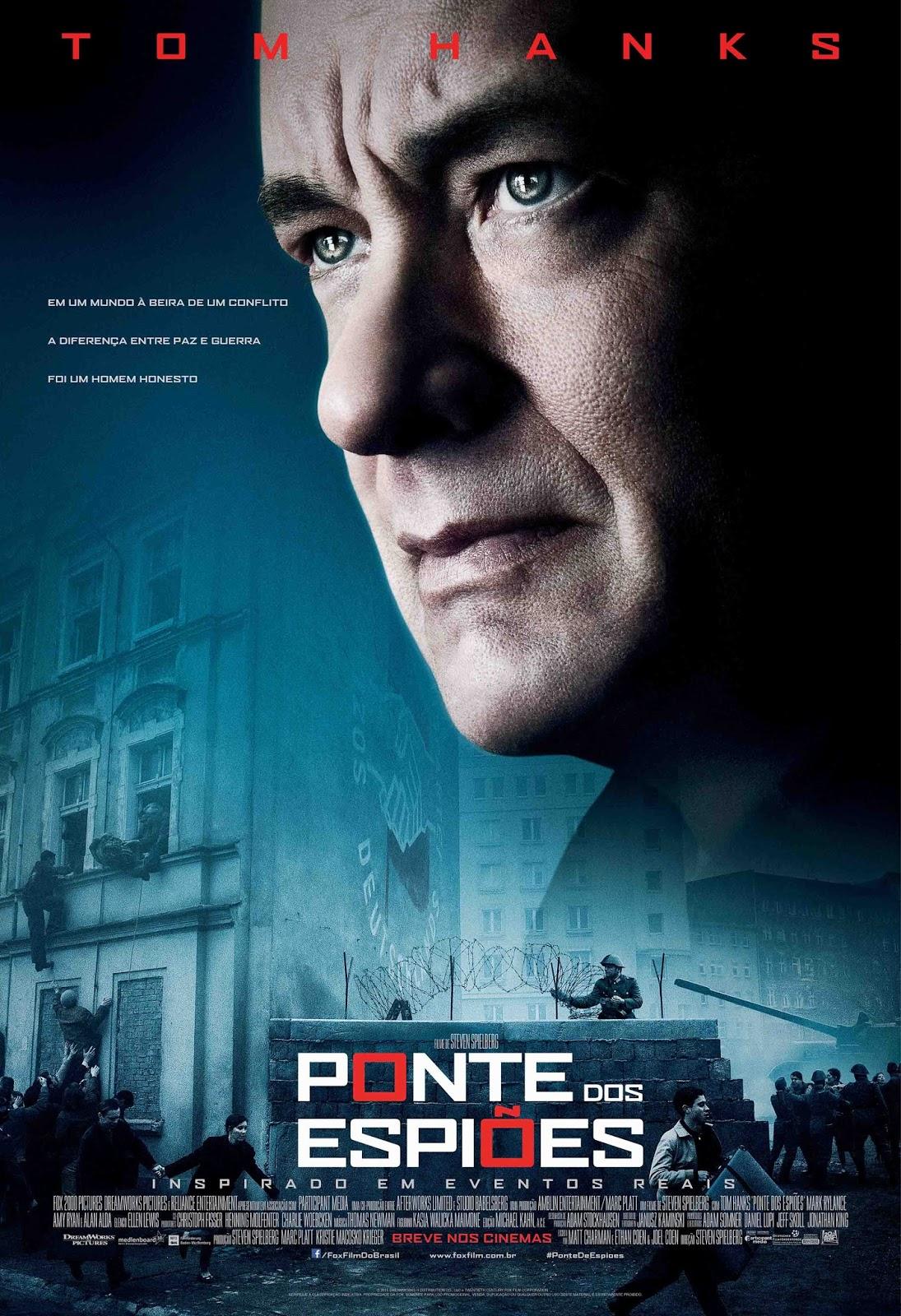 Ponte dos Espiões Torrent – Blu-ray Rip 720p e 1080p Dual Áudio (2016)