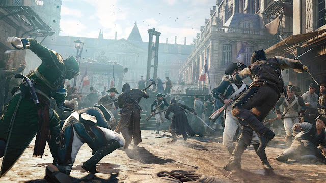 تحميل لعبة  Assassin's Creed Unity مجانا !