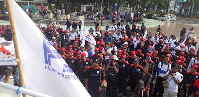 Buruh Minta Jokowi Pecat Menteri Enggar Yang Bermental Rente