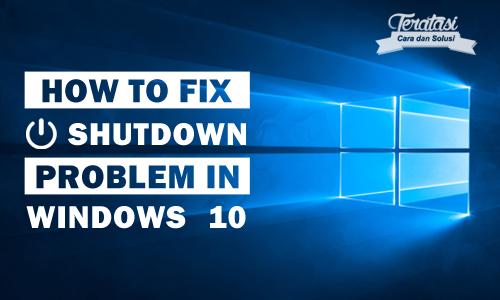 Trik Ampuh Mengatasi Masalah Gagal Shutdown di Windows 10, layar mati akan tetapi mesin tetap hidup, itu bisa dilihat dari lampu indikator pada perangkat anda yang masih menyala walau layar telah mati., CARA 1 : POWER OPTIONS SYSTEM SETTINGS, CARA 2 : MENGGUNAKAN REGISTRY EDITOR, CARA 3 : DOWNGRADE INTEL MANAGEMENT ENGINE DRIVER, Hilangkan tanda centang untuk opsi Turn on fast startup (recommended) dan Hibernate - teratasi.com