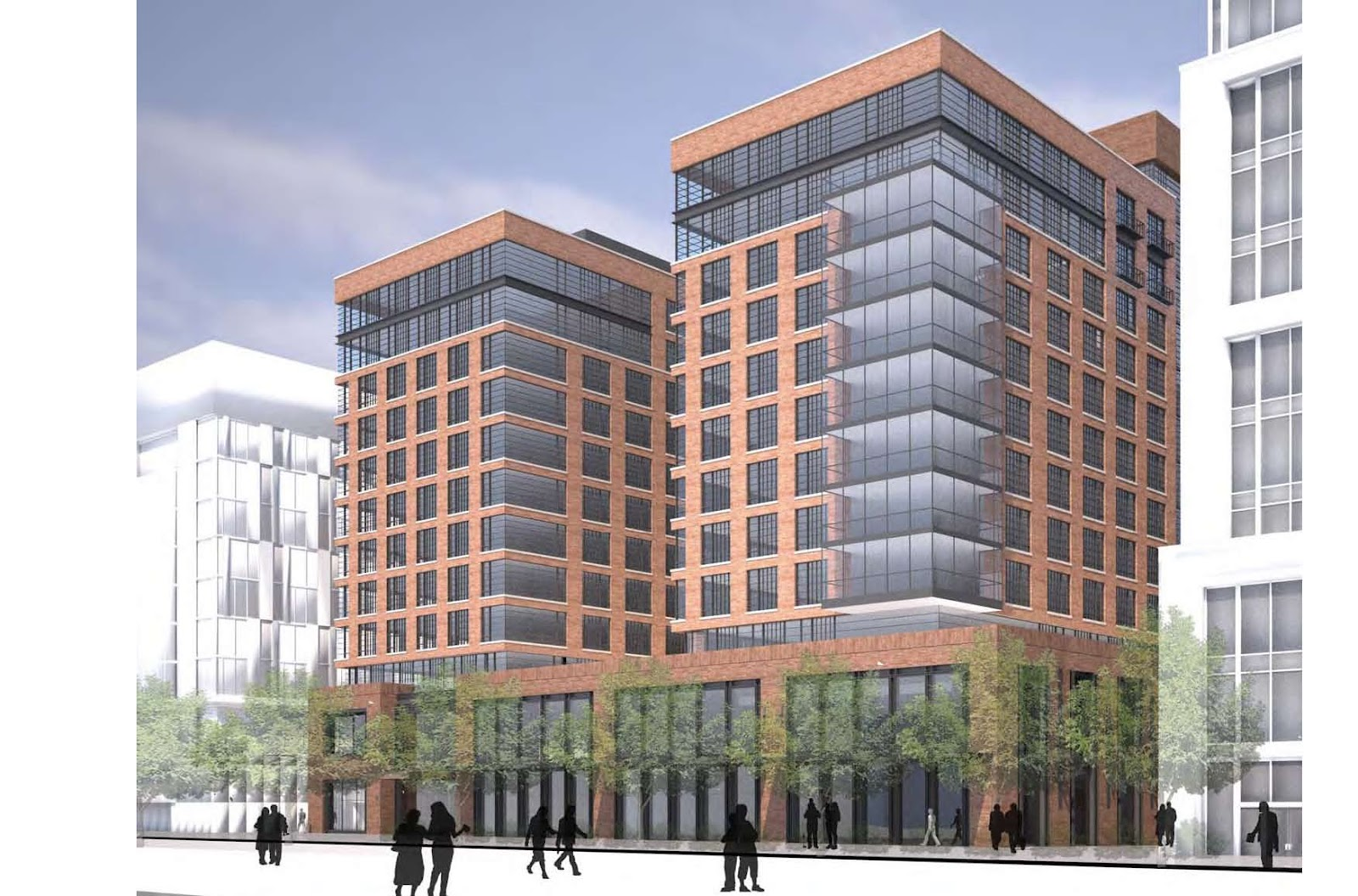 Names Emerge For District Wharf Apartment Buildings