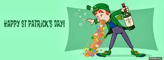 Funny Irish Dance on St. Patrick's Day 2016