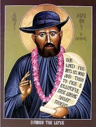 Father Damien of Molokai (Patron of Hawaii)