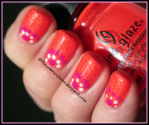 China Glaze ~ Papa Don't Peach