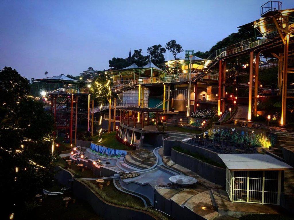 Lokasi Dan Harga Tiket Ddieuland Bandung