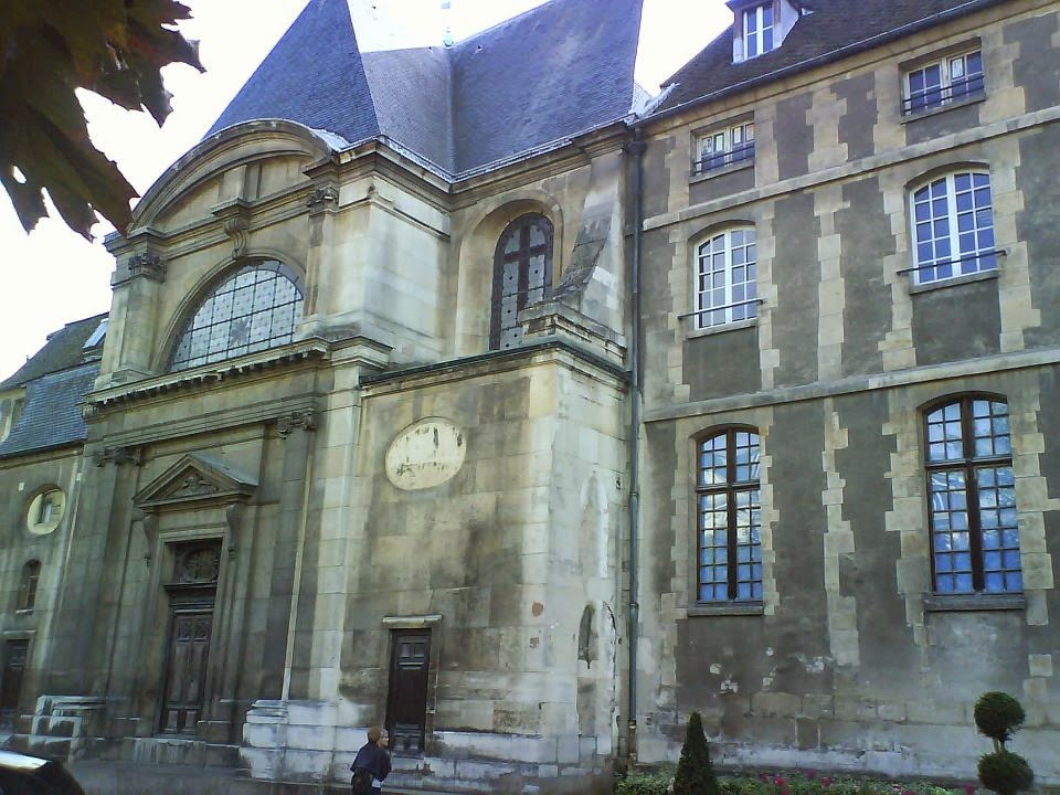 Ma fen tre sur paris abbaye cistercienne de port royal - Hopital port royal service gynecologie ...