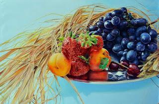 frutas-jarrones-bodegones-oleo