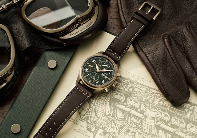 IWC Pilot's Watch Chronograph Spitfire (ref. IW387902)