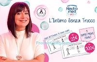 Logo Neutromed ''L'Intimo senza trucco'': vinci voucher Estetista Cinica da 25€ e da 500€