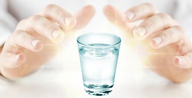 Água: Higienização física e espiritual