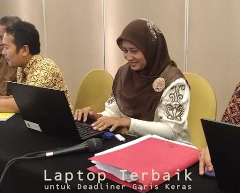 Laptop Terbaik untuk Deadliner Garis Keras