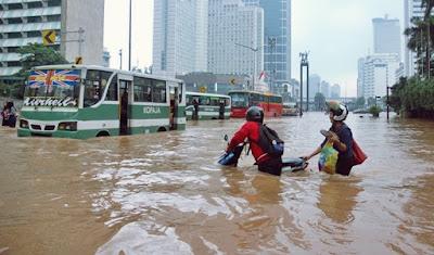 Banjir Jakarta 2017