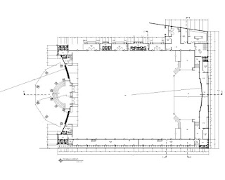 Al Design Desain Arsitektur Gedung Pertemuan Gambar Denah