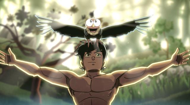 El cine de animación despega en Ecuador