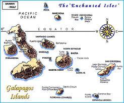 Las Islas Galapagos Geología De Las Islas Galapagos