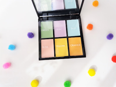 Sleek Color Corrector Palet