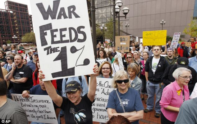 Freedom Rules: The Left's Filthy, Disgusting, Occupy Wall ...