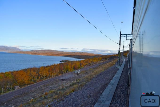 Najpiękniejsza trasa kolejowa w Szwecji