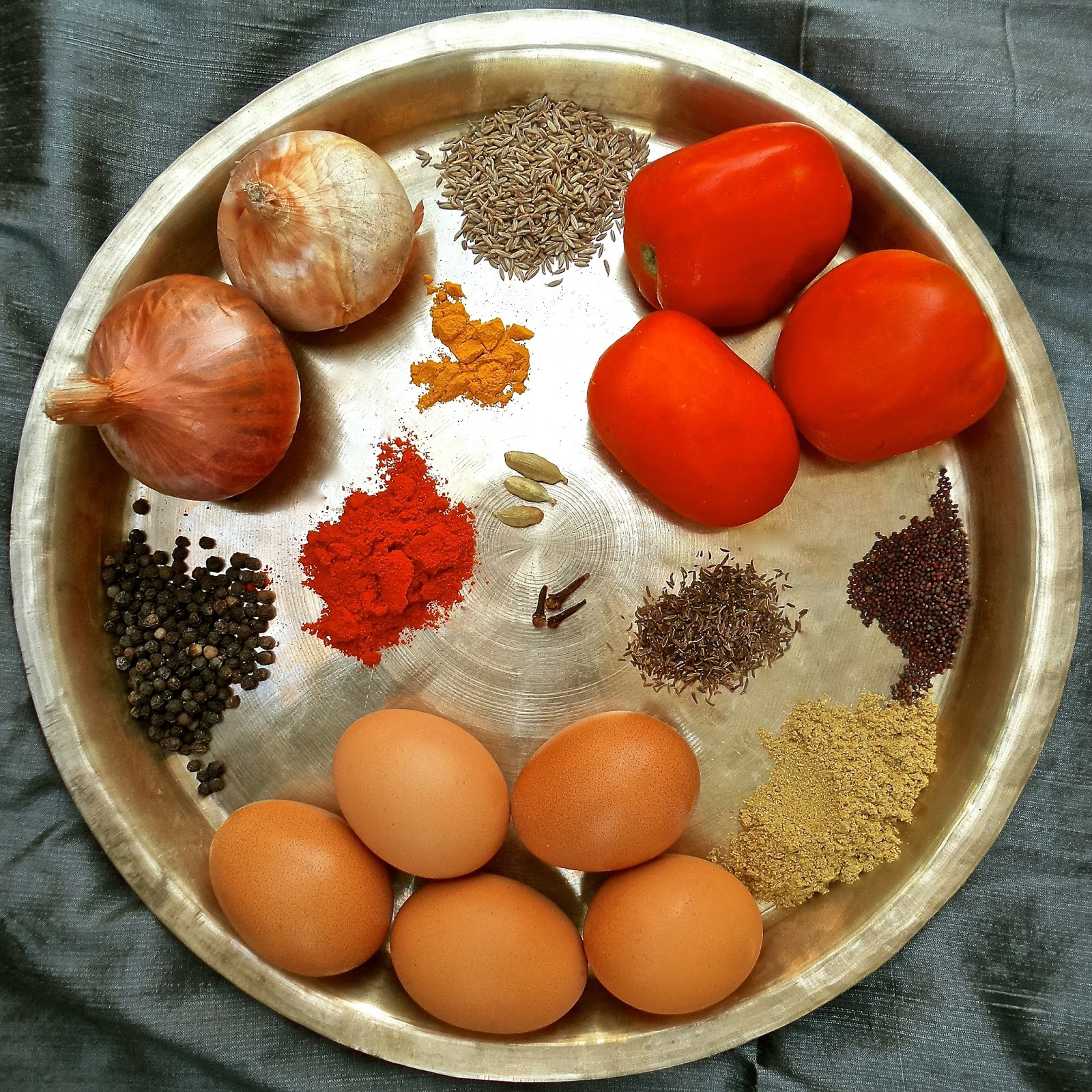 Keep calm curry on chettinad style egg curry chettinad is a region of southern india famed for its vibrant and fiery cuisine hard boiled eggs are tossed in a delectably spicy sauce in this signature forumfinder Gallery