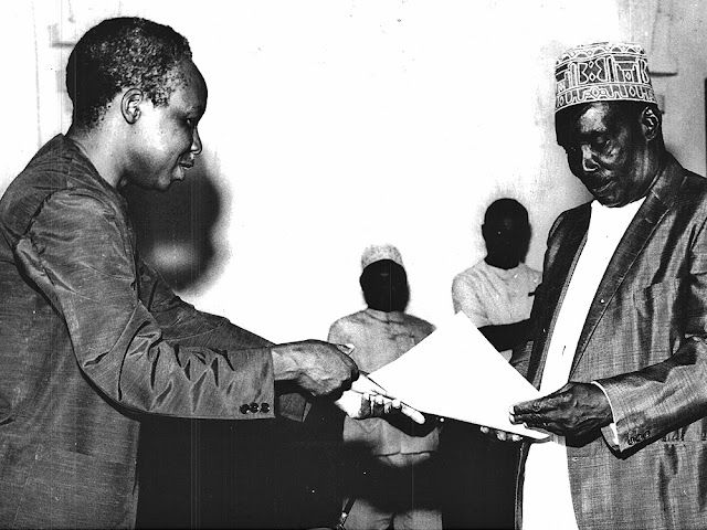 Afbeeldingsresultaat voor muungano wa tanganyika na zanzibar 1964