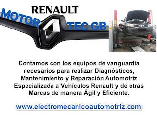 Diagnostico Automotriz Renault Motortec GB