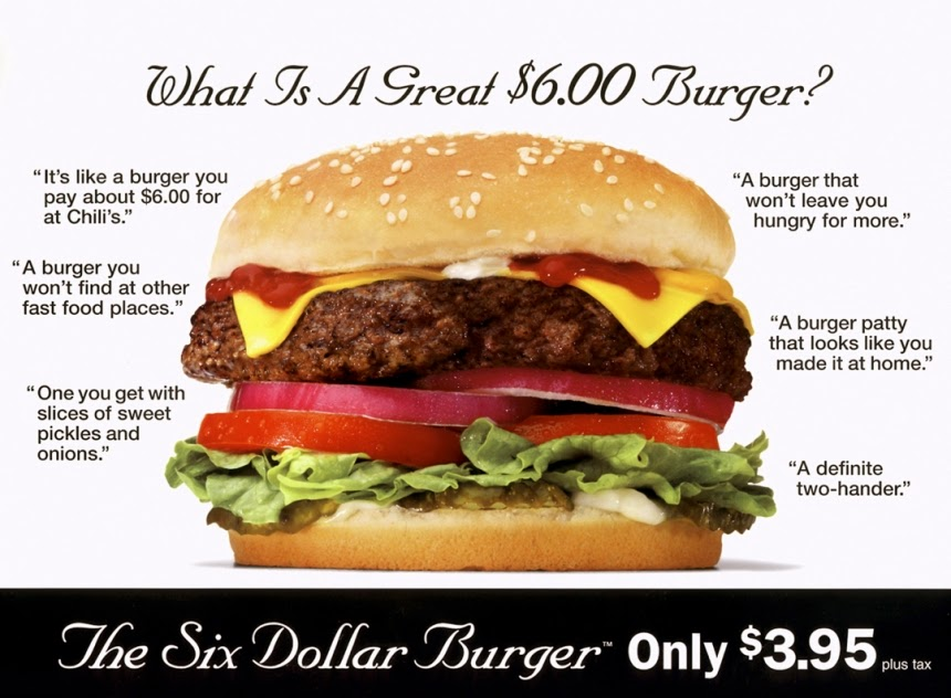 Million Dollar Burger Giveaway