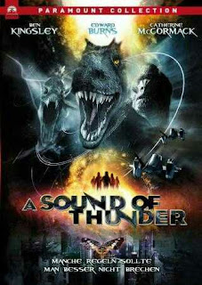 A Sound of Thunder 2005 BRRip 300MB Dual Audio ( Hindi - English) MKV