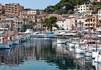 Puerto de Sóller - Mallorca