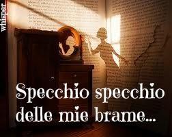 Whisper la voce del tempo specchio specchio delle mie - Specchio specchio delle mie brame ...