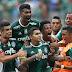 """Tem vaga? Atacante relembra gol pelo Palmeiras e Thiago Santos brinca: """"Está querendo voltar"""""""