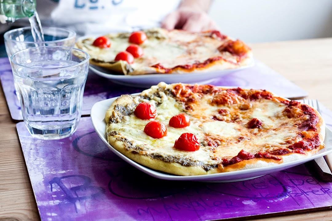 Mad & Søde Sager: Pizza